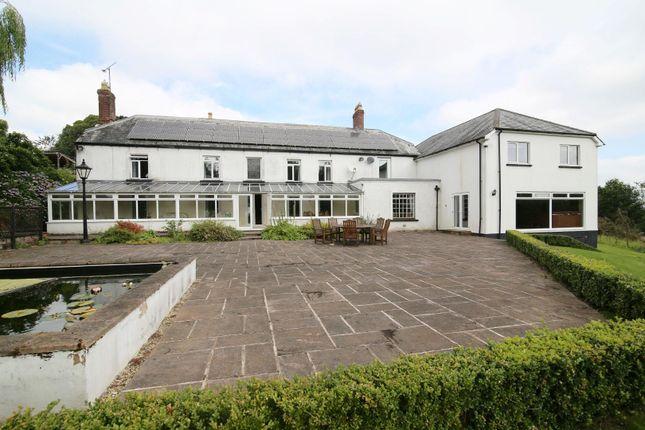 Thumbnail Detached house for sale in Bradleigh Down, Calverleigh, Tiverton