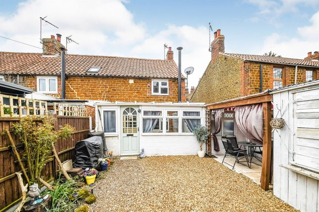 2 bed property for sale in Victoria Cottages, Heacham, King's Lynn PE31