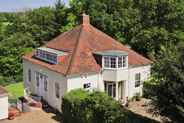 Thumbnail Detached house to rent in Rotherfield Greys, Henley On Thames