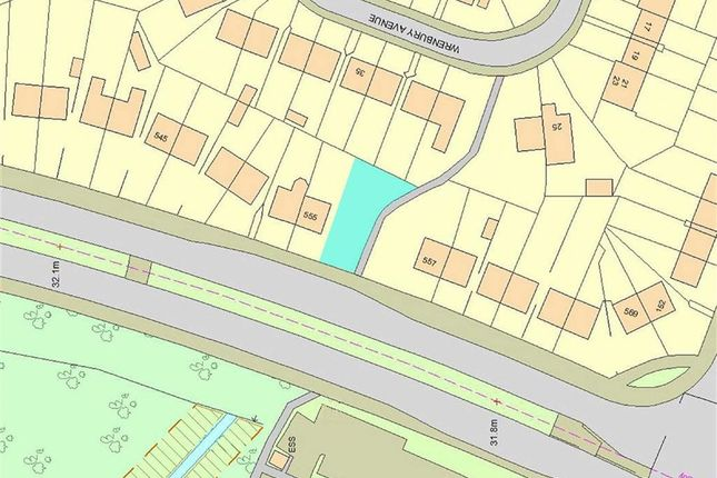Thumbnail Land for sale in Princess Road, Withington, Manchester