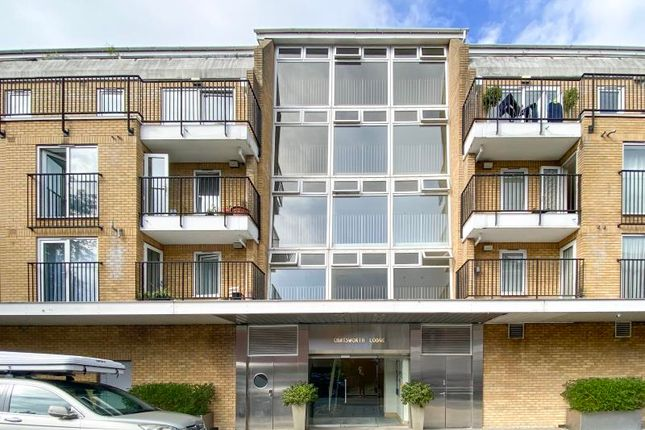 Thumbnail Flat to rent in Bourne Place, London