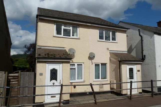 Thumbnail Semi-detached house to rent in High Street, Honiton, Devon