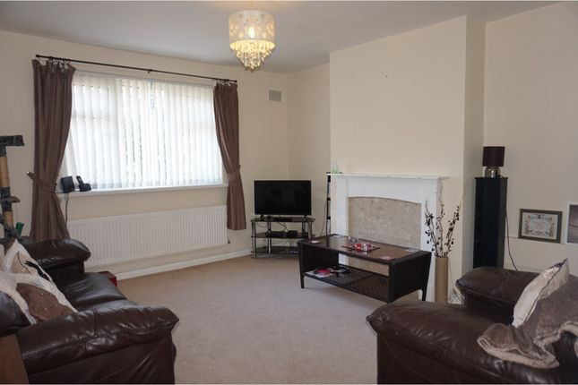 Thumbnail Flat for sale in Cwrt Llanwonno, Mountain Ash
