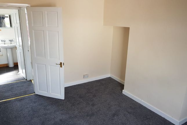 Thumbnail Terraced house to rent in Iddesleigh Road, Preston