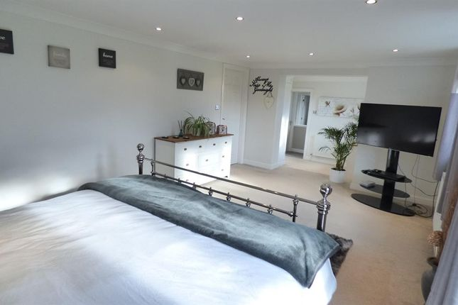 Master Bedroom of Alfred Smith Way, Legbourne, Louth LN11