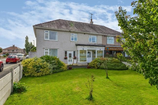 Thumbnail Semi-detached house for sale in Torrisholme Road, Lancaster, Lancashire, United Kingdom