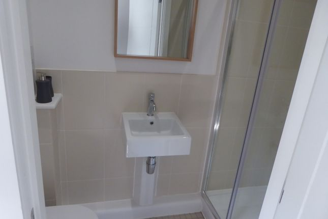 Shower Room of Pages Gardens, Reading Road, Pangbourne, Reading RG8
