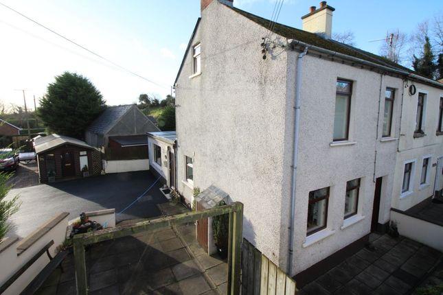 Thumbnail Semi-detached house for sale in Woodburn Villas, Woodburn Road, Carrickfergus