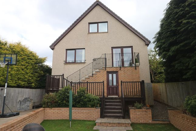 Thumbnail Detached house for sale in Kennoway Road, Windygates, Leven