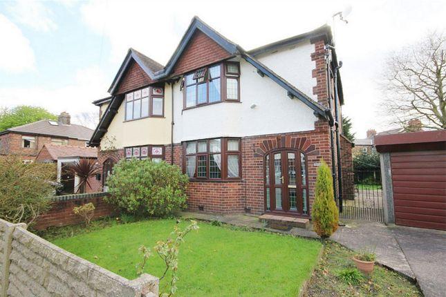Thumbnail Semi-detached house to rent in East Avenue, Great Sankey, Warrington