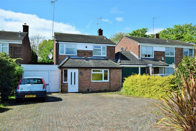 Thumbnail Detached house for sale in Holly Hedge Close, Frimley, Surrey