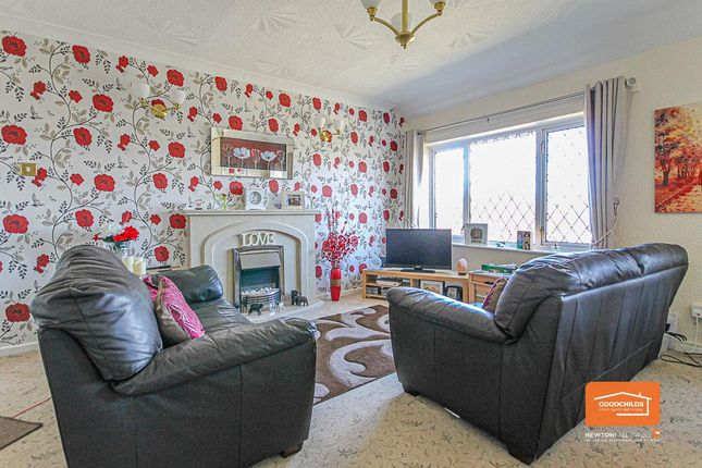 Lounge of Ely Place, Walsall WS2