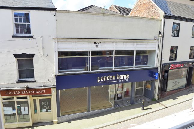 Thumbnail Commercial property to let in Kirkgate, Ripon