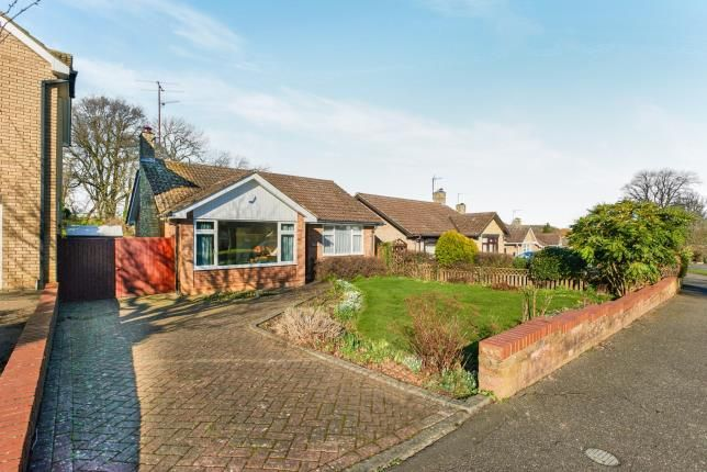 Thumbnail Detached house for sale in Loring Road, Sharnbrook, Bedford, Bedfordshire