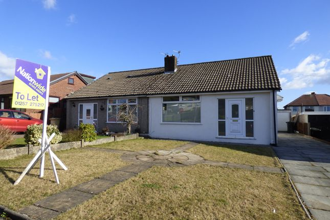 Thumbnail Semi-detached bungalow to rent in Beehive Green, Westhoughton