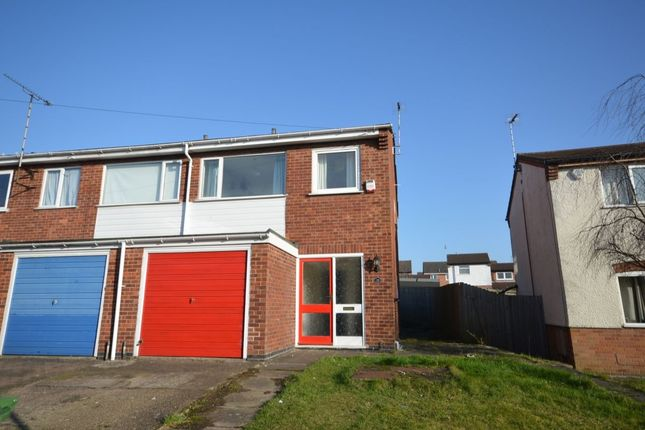 Thumbnail Terraced house to rent in King Street, Whetstone, Leicester