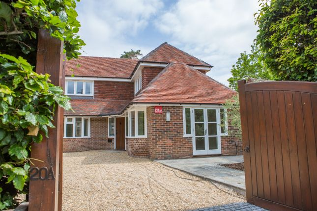 Thumbnail Detached house for sale in Sussex Road, Petersfield