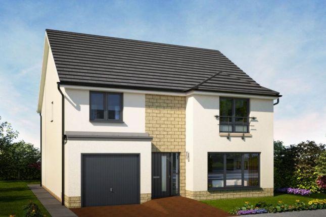 Thumbnail Detached house for sale in Calder Park Road, Mid Calder, Livingston