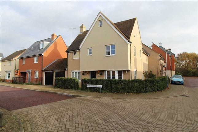 Thumbnail Detached house for sale in Agnes Silverside Close, Colchester, Colchester