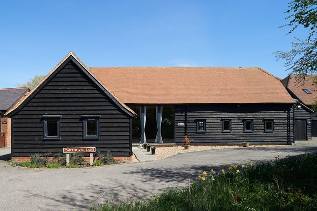 Thumbnail Barn conversion for sale in Carthovel Lane, Grendon Underwood, Aylesbury