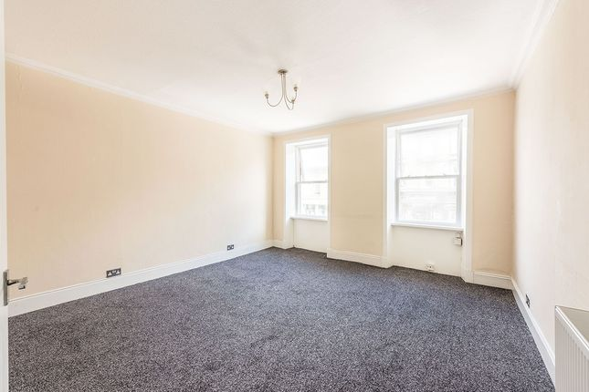 Lounge of Flat 1 14, Montrose, Angus DD10