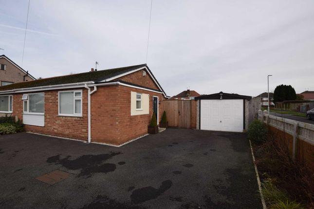 Thumbnail Semi-detached house for sale in Croft Lane, Bromborough, Wirral