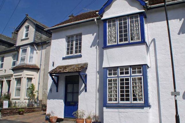 Thumbnail End terrace house for sale in Court Street, Moretonhampstead