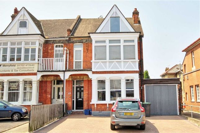 Thumbnail Semi-detached house for sale in Elm Road, Leigh-On-Sea, Essex