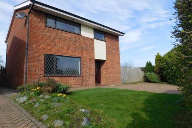Thumbnail Detached house to rent in Cunnery Meadow, Clayton-Le-Woods, Chorley
