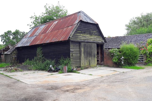Thumbnail Commercial property for sale in Blackmore End, Braintree