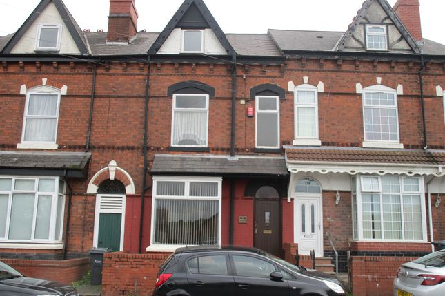 Terraced house for sale in Bearwood Road, Bearwood, Smethwick