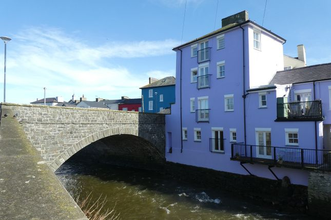 Thumbnail Flat for sale in Bradford House, Bridge Street, Aberaeron
