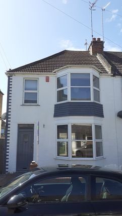 Thumbnail Semi-detached house to rent in Silvester Road, Bexhill-On-Sea