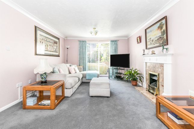 Thumbnail Detached house for sale in Turbary Avenue, Warndon, Worcester