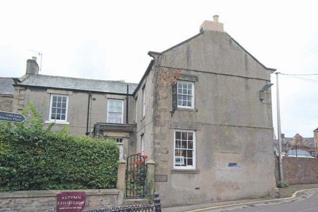 Thumbnail Semi-detached house for sale in Hallgate, Hexham