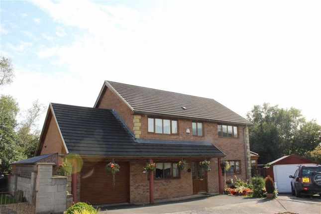 Thumbnail Detached house for sale in Bay View Gardens, Skewen, Neath