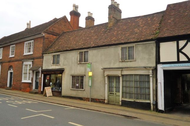 Thumbnail Cottage for sale in 19 Church Street, Ampthill, Bedfordshire
