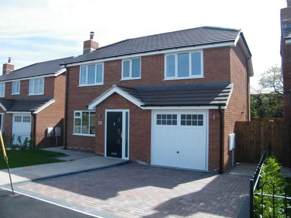 Thumbnail Detached house for sale in Spinney Drive, Weston, Crewe, Cheshire