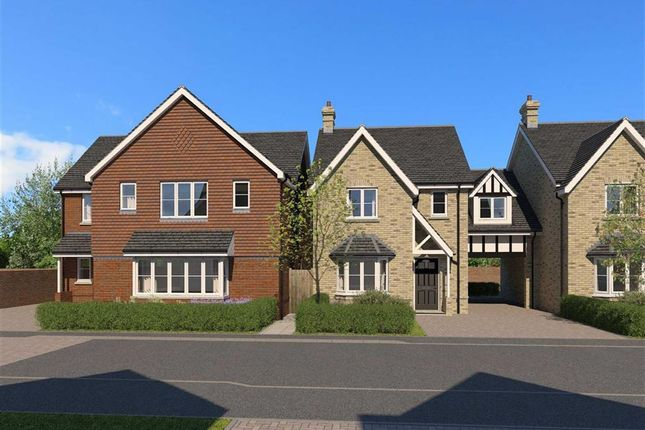 Thumbnail Detached house for sale in Plot 20 Orchard Green, Faversham, Kent