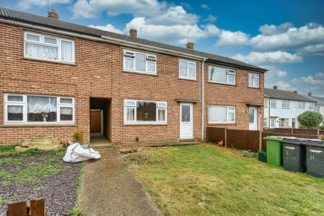 3 bed terraced house for sale in Princess Drive, Melton Mowbray, Leicestershire LE13