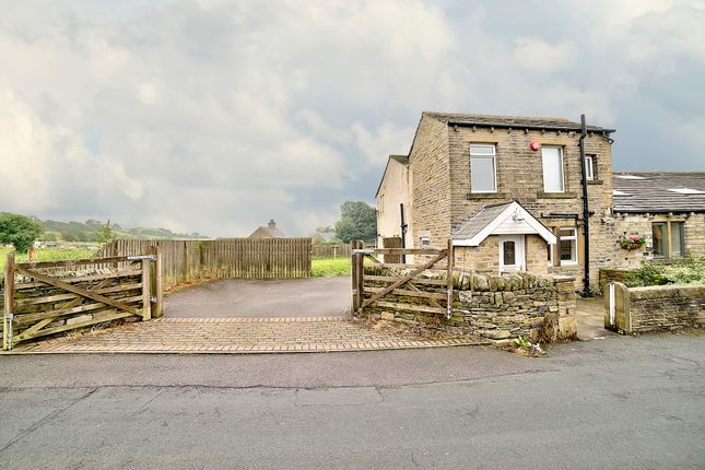 Thumbnail Semi-detached house for sale in Hall Bower, Huddersfield