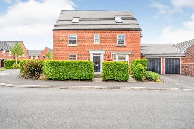 Thumbnail Detached house for sale in Minnesota Drive, Great Sankey, Warrington, Cheshire