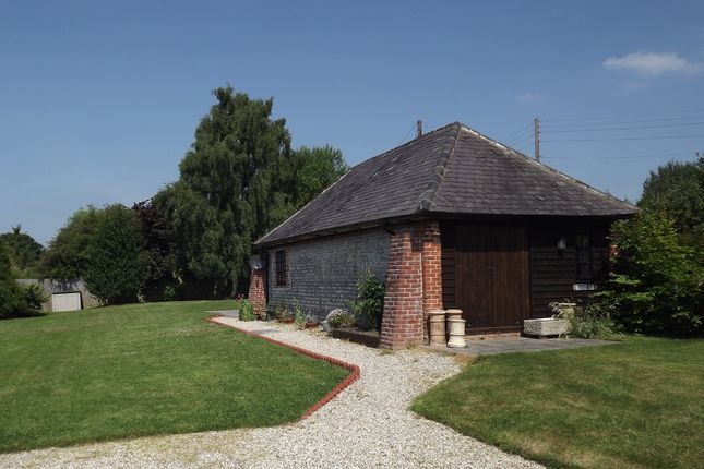 Thumbnail Detached house for sale in Old Road, Magham Down