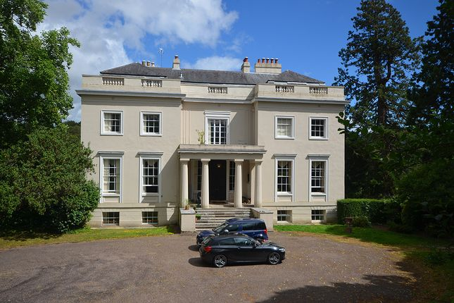 Thumbnail Flat for sale in Trehill House, Kenn, Near Exeter