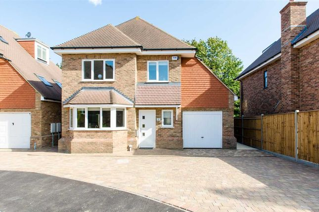 Thumbnail Detached house for sale in Copper Beech Close, Sittingbourne