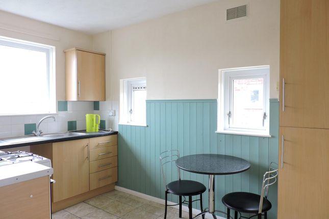 Thumbnail Maisonette to rent in Gosport Road, Fareham