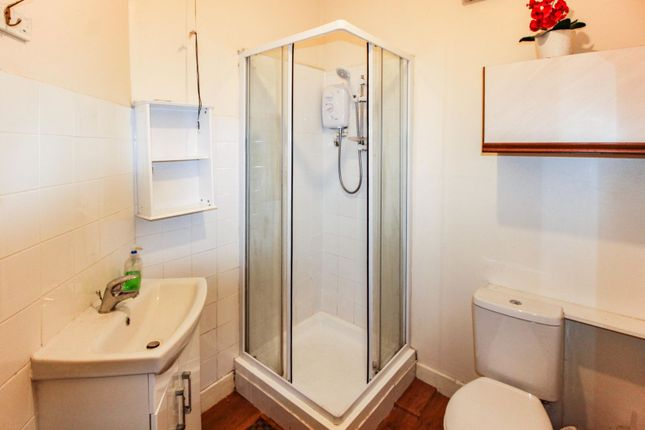 Shower Room of Haldane Street, Whiteinch, Glasgow G14