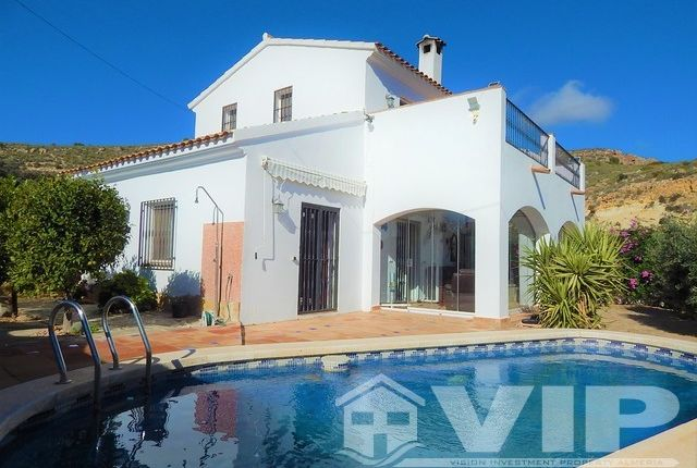 Thumbnail Detached house for sale in Cariatiz, Sorbas, Almería, Andalusia, Spain