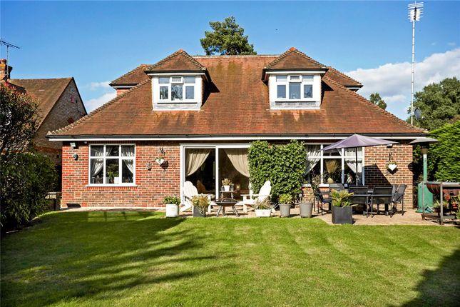 Thumbnail Detached house for sale in Luddington Avenue, Virginia Water, Surrey