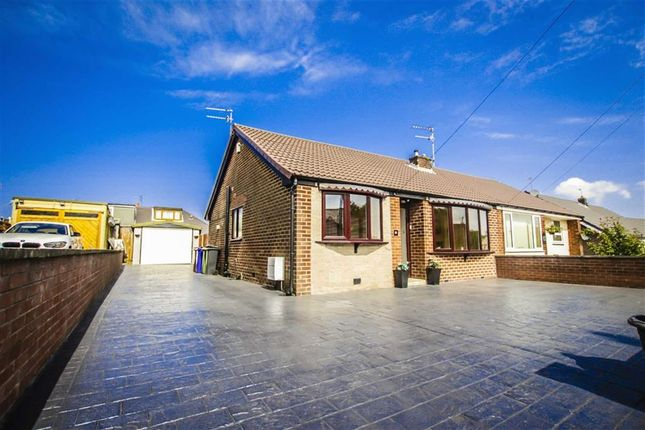 Thumbnail Semi-detached bungalow for sale in Windsor Avenue, Church, Accrington